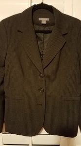 *Gray Suit Jacket, Size 10